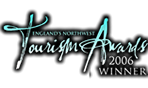Englands NorthWest Tourism Awards Winner